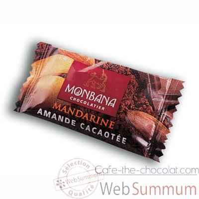 Video Amande chocolatee arome mandarine Monbana -11590405