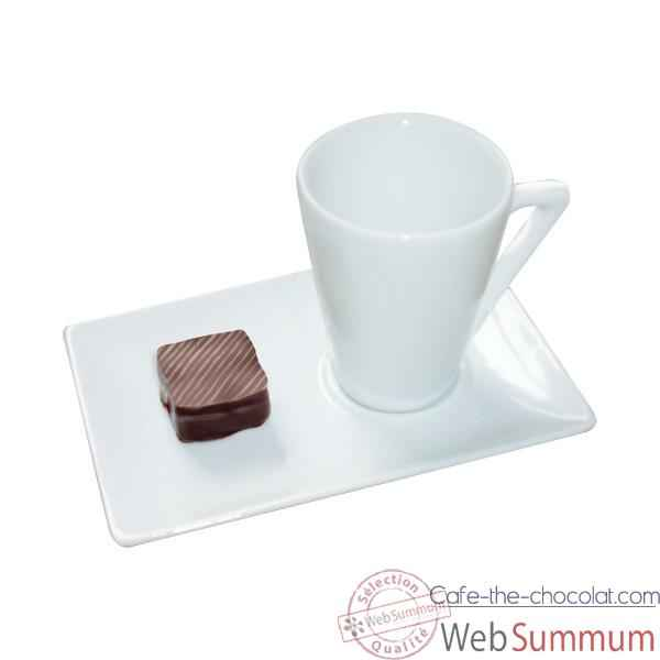 autrement chocolat tasse expresso porcelaine dans tasse mug bol. Black Bedroom Furniture Sets. Home Design Ideas