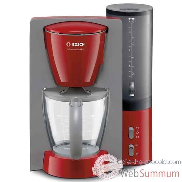 Bosch cafetiere filtre private rouge 642079
