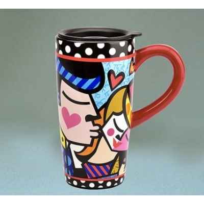 Mug de voyage mr.&mrs. britto romero -b334491