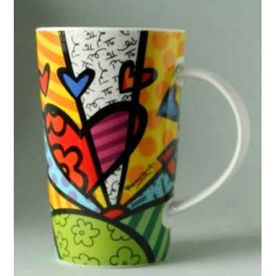 Mug a new day britto romero -b334438