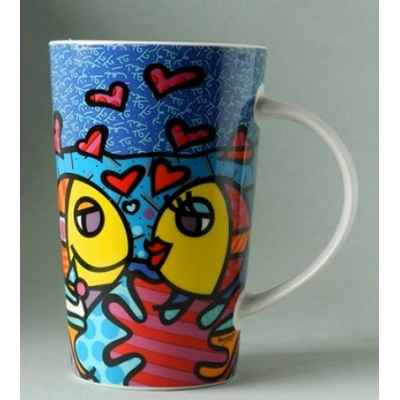 Mug poisson britto romero -b334441