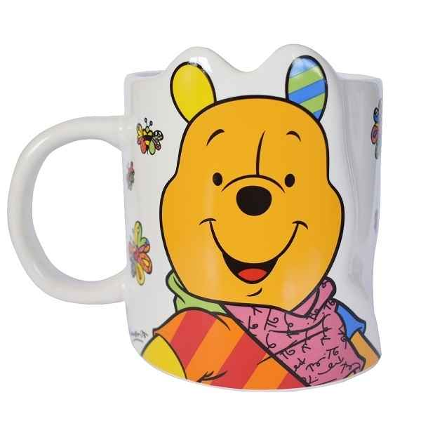 Pooh Winnie l\\\'ourson mug disney britto collection -6002650