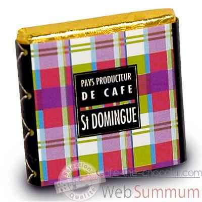 Chocolat Collection Pays producteurs de cafe Monbana, 30 napolitains -11120173