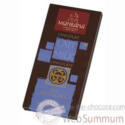 Video Presentoir 12 tablettes chocolat lait Monbana -11910001