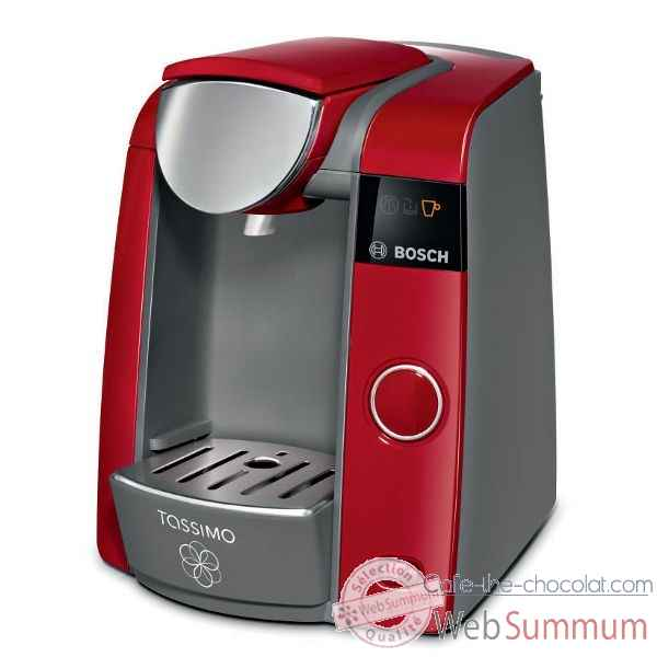 Bosch machine a cafe multi-boissons rouge - tassimo joy Cuisine -13552