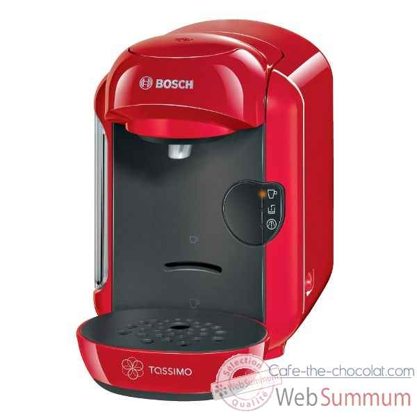 Bosch machine a cafe multi-boissons rouge - tassimo vivy Cuisine -119717