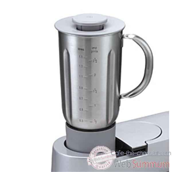 Kenwood bol mixeur 1.5 l en inox - chef et major -001822