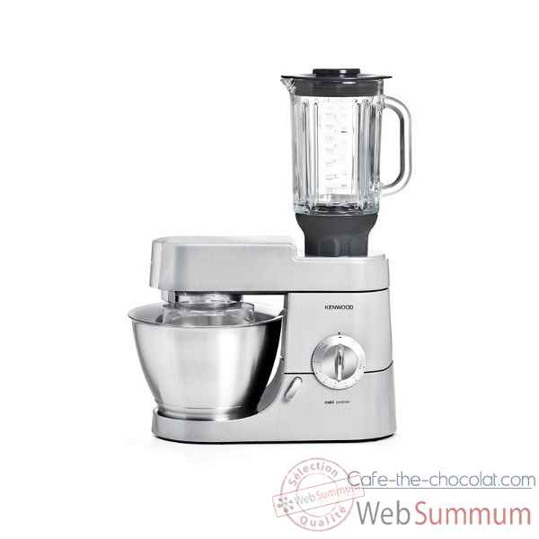kenwood robot blender inox satin chef premier cuisine. Black Bedroom Furniture Sets. Home Design Ideas
