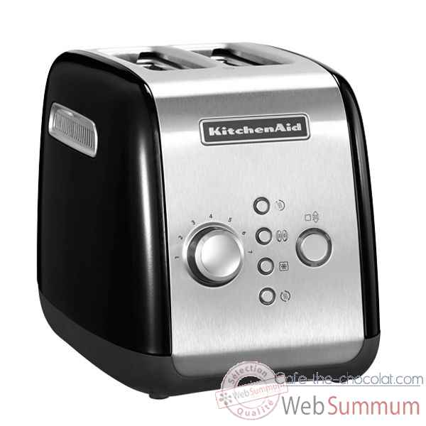 Kitchenaid toaster 2 tranches noir onyx Cuisine -120401