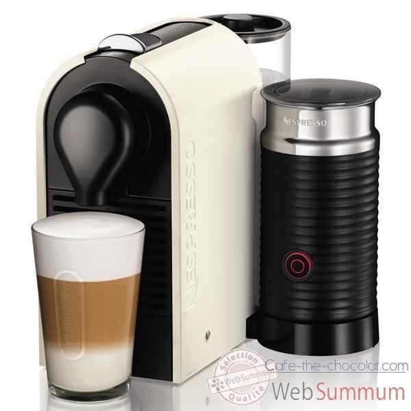 krups nespresso u and milk pure cream cuisine 12785 dans machine caf. Black Bedroom Furniture Sets. Home Design Ideas