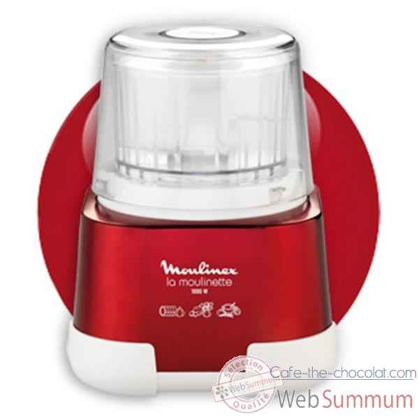 Moulinex moulinette blender 1l5 rouge 005654 de cuisine for Moulinette cuisine