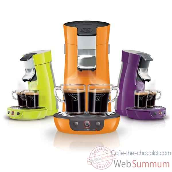 Philips cafetiere senseo colors - viva cafe - edition limitee -007674