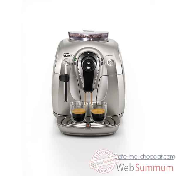 Philips expresso automatique broyeur chrome - xsmall Cuisine -6772